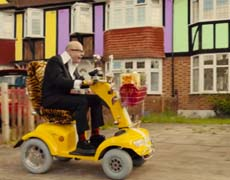 Harry Hill Movie – Title Sequence